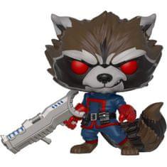 Figúrka Guardians of the Galaxy - Rocket Raccoon Classic (Funko POP!) b5eef08c02c