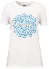 Desigual Dámske tričko TS Manchester Blanco 19SWTK41 1000