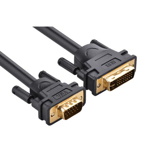 Ugreen DVI kabel (24 + 5) M VGA na M, 3m