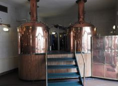 Allegria prohlídka pivovaru s degustací