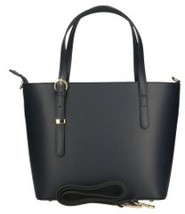 Arturo Vannini torebka ciemnoniebieska