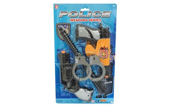 Unikatoy policija set, br. 25248