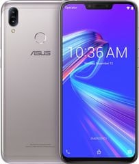 Asus ZenFone Max (M2) (ZB633KL), Meteor Silver