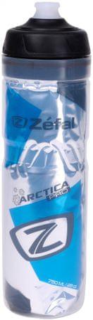 Zéfal kolesarska steklenica Arctica Pro 75, modra