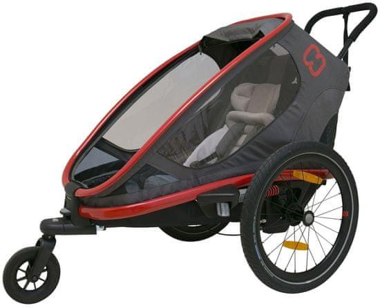 Hamax kolesarska prikolica za otroka Outback ONE