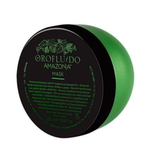 Orofluido Maska na poškozené vlasy s keratinem Amazonia (Mask) (Objem 250 ml)