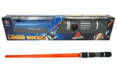 Unikatoy meč laser planet. 84 cm, bat. šk. 25254