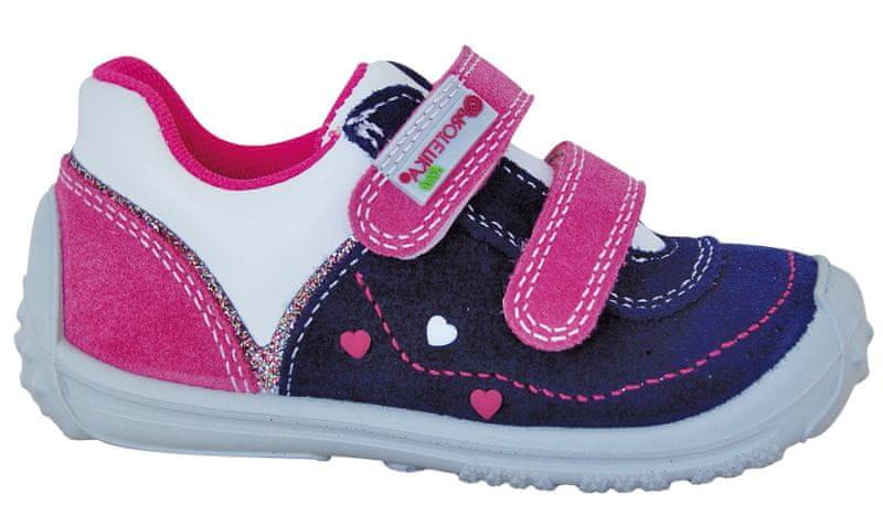 Protetika dívčí boty Svea 26 vícebarevná