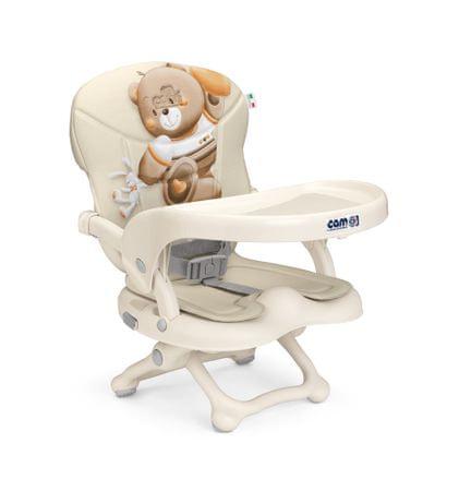 CAM prehranjevalni stolček Smarty Pop Col. 240