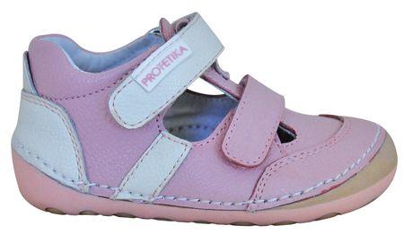 Protetika dekliški sandali Flip, 19, roza