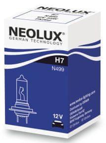 NEOLUX Žárovka typ H7, Standard 55W, 12V, PX26d