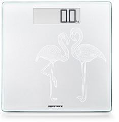 Soehnle digitalna osebna tehtnica Style Sense Comfort 100 Frosted Flamingo