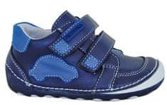 Protetika chlapecké kotníkové barefoot boty Levis