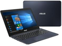 Asus E402WA-GA007TS - Windows® 10 S - Sötétkék