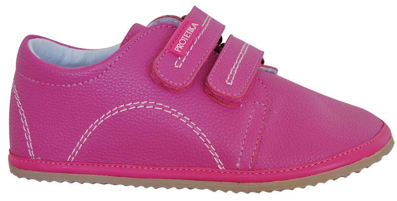 Protetika dívčí barefoot boty Laredo 26 růžová