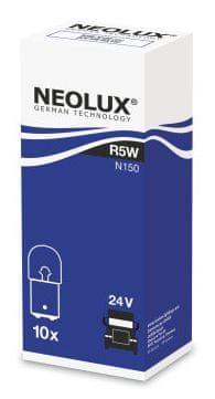 NEOLUX Žárovka typ R5W, Standard 5W, BA15d