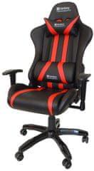 Sandberg Commander, černá/červená (640-81)