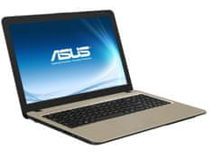 Asus VivoBook X540UB-GQ331 - Endless - Chocolate Black