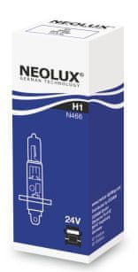 NEOLUX Žárovka typ H1, Standard 70W, 24V, P14.5s