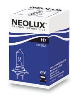 NEOLUX Žárovka typ H7, Standard 70W, 24V, PX26d