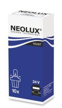 NEOLUX Žárovka 1,2W, Standard 24 V B8.5d, (karton 10 ks)
