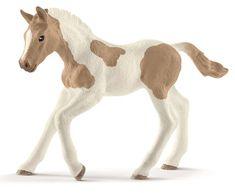 Schleich Paint Horse ló csikója