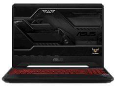 Asus prenosnik TUF Gaming FX505GM-BN081 i7-8750H/16GB/SSD256GB+1TB/GTX1060/15,6FHD/FreeDOS (90NR0132-M02350)