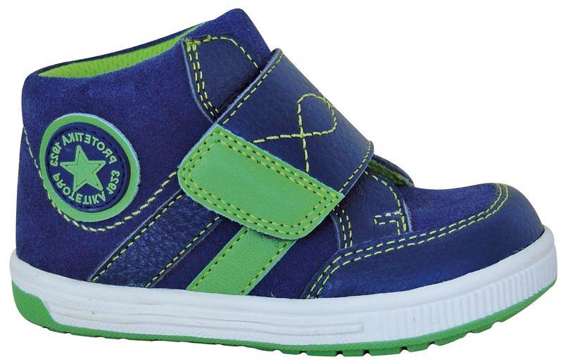 Protetika chlapecke kotnikove boty gavin 26 modra levně  0c6a2609b3