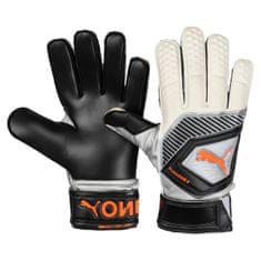 Puma rokavice One Protect 3 Black/Silver, sivo-črne 10
