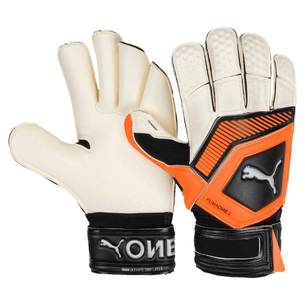 Puma One Grip 1 GC White/Shocking Orange vel. 8,5