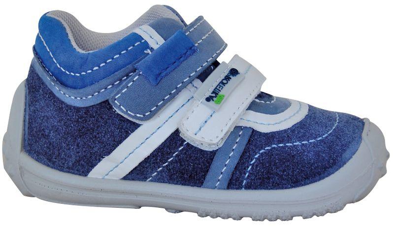 4d0b042c8025 Protetika chlapecké kotníkové tenisky Jens 22 modrá