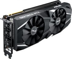 Asus grafična kartica Dual Advanced GeForce RTX 2080, 8 GB GDDR6
