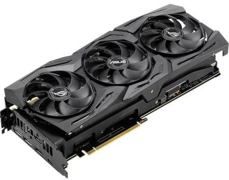 Asus grafična kartica ROG Strix GeForce RTX 2080 OC, 8 GB GDDR6 - Odprta embalaža