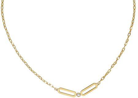 Tommy Hilfiger Dámský pozlacený náhrdelník TH2780056