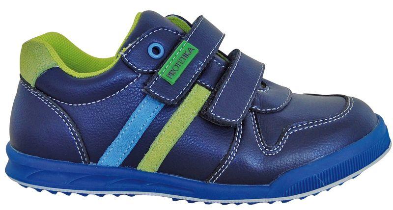 3044e0d46608 Protetika chlapecke tenisky kasper 31 modra levně
