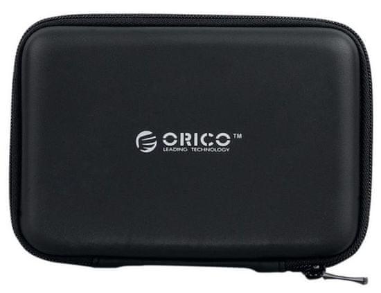"""Orico zaščitna torbica za trdi disk PHB-25-BK, 1 x 6,35 cm (2,5""""), črna"""