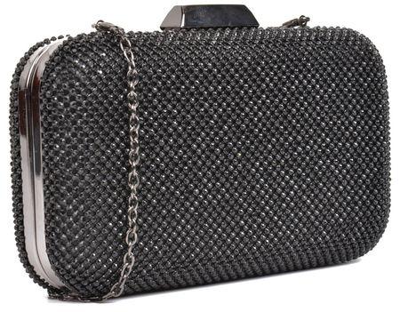 Mangotti fekete női táska - Paraméterek  a3eef2cb77