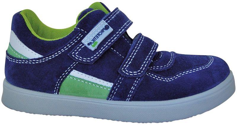 5f806a9c3321 Protetika chlapecké tenisky Lisbon 28 modrá