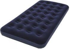 Bestway Semišový nafukovací matrac 188 × 99 × 22 cm