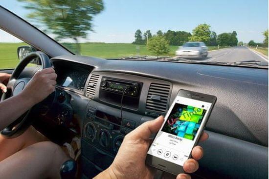 SONY radio samochodowe MEX-N5300BT