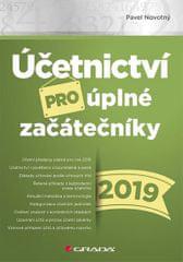 Novotný Pavel: Účetnictví pro úplné začátečníky 2019