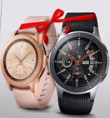 Samsung pametna ura Galaxy Watch SM-R800 46 mm + pametna ura SM-R810 42 mm