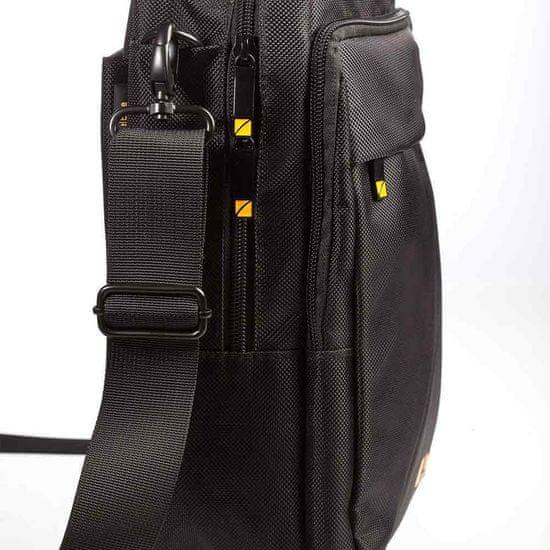 TravelBlue torbica za dokumente Executive, črna