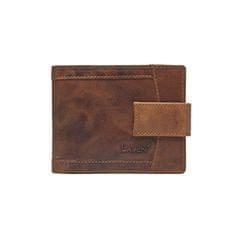 Lagen Férfi barna bőr pénztárca Barna V 06   V bf5d11723b
