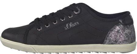 s.Oliver Női sportcipő Black 5-5-23631-22 001 (méret 37)