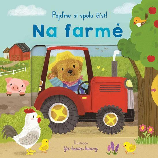 Na farmě - Pojďme si spolu číst!