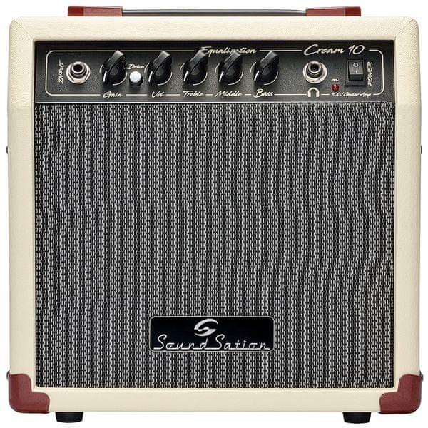 Soundsation CREAM-10 Kytarové tranzistorové kombo