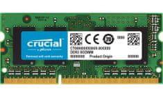 Crucial pomnilnik (RAM) za prenosnike in Mac SODIMM DDR3L 4GB PC3-12800 1600MHz CL11