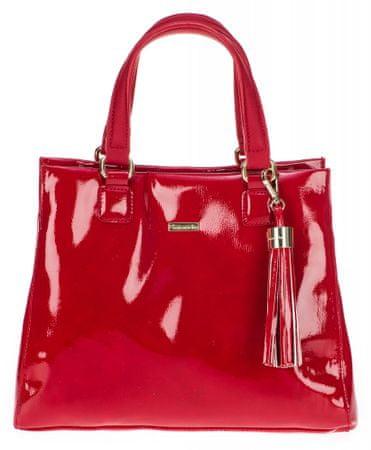 Tamaris červená kabelka Madina  3f59a135fdd