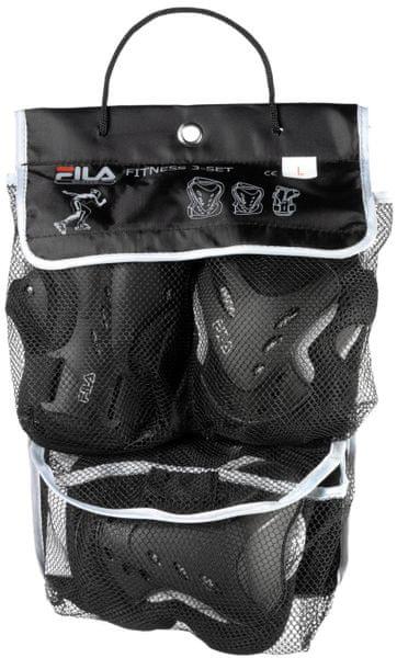 FILA Fitness Gear Black L